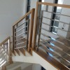 stainless-steel-balustrade-Timber-handrail